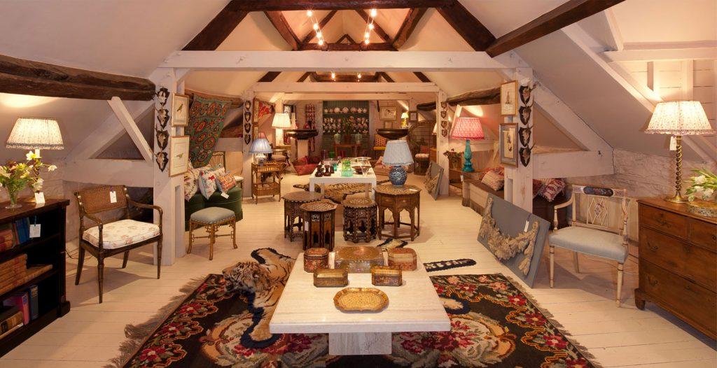 The Miranda Willes Showroom