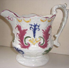 Victorian Pottery Jug