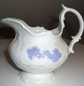 Spode Blue and White Jug