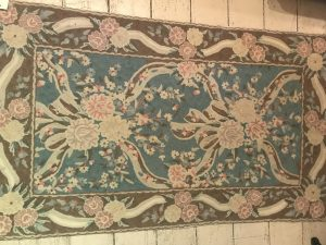 Kashmiri Wool Panel or Rug